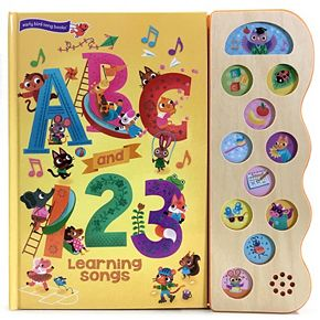 """""""ABC & 123 Songs"""" Deluxe Song Book"""