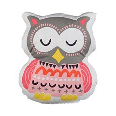 Lolli Living Enchanted Garden Owl Pillow