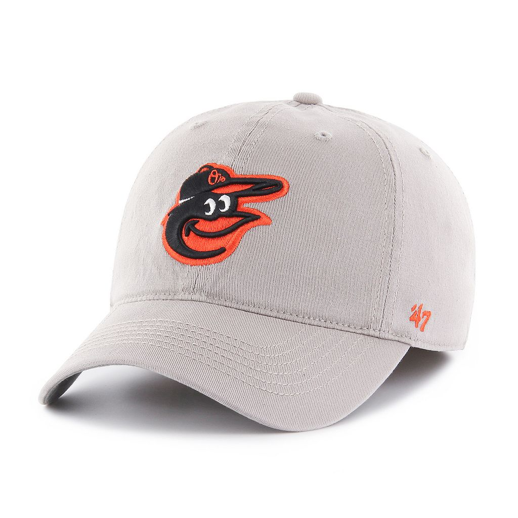 Adult '47 Brand Baltimore Orioles Roper Closer Fitted Cap