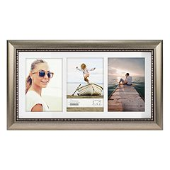 Malden Classics Embellished 3-Opening Collage Frame