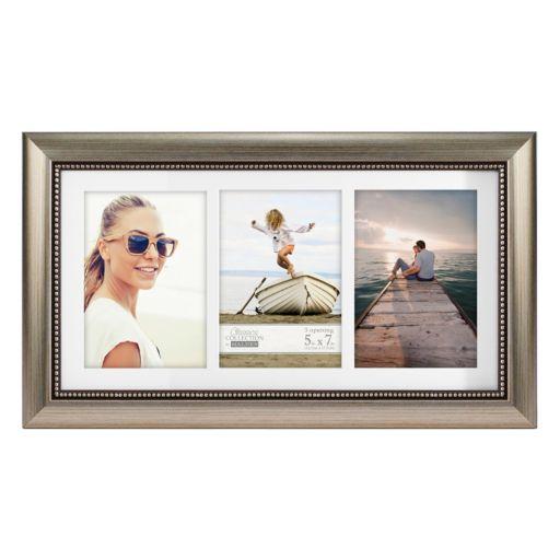 Malden Classics Embellished 3-Opening Collage Frame