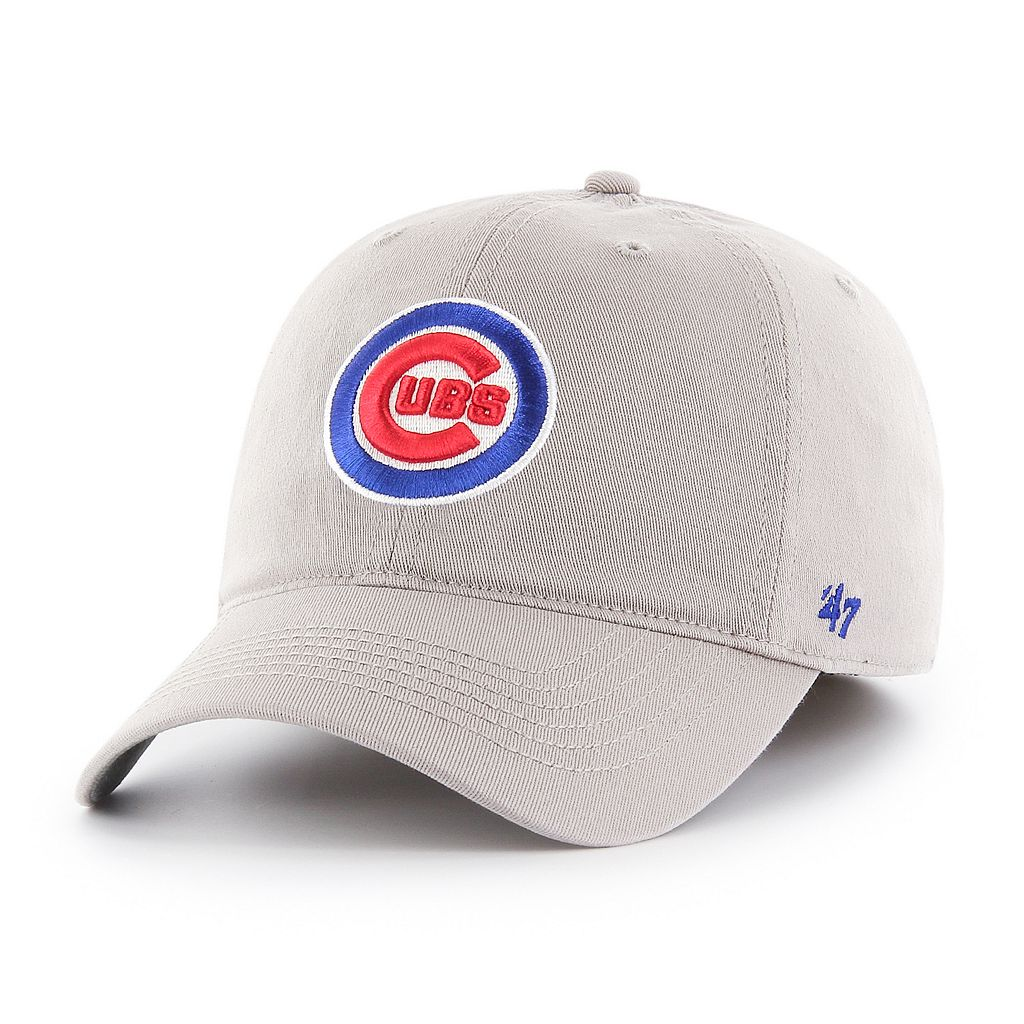 Adult '47 Brand Chicago Cubs Roper Closer Fitted Cap