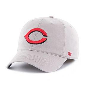 Adult '47 Brand Cincinnati Reds Roper Closer Fitted Cap