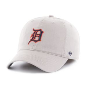 Adult '47 Brand Detroit Tigers Roper Closer Fitted Cap