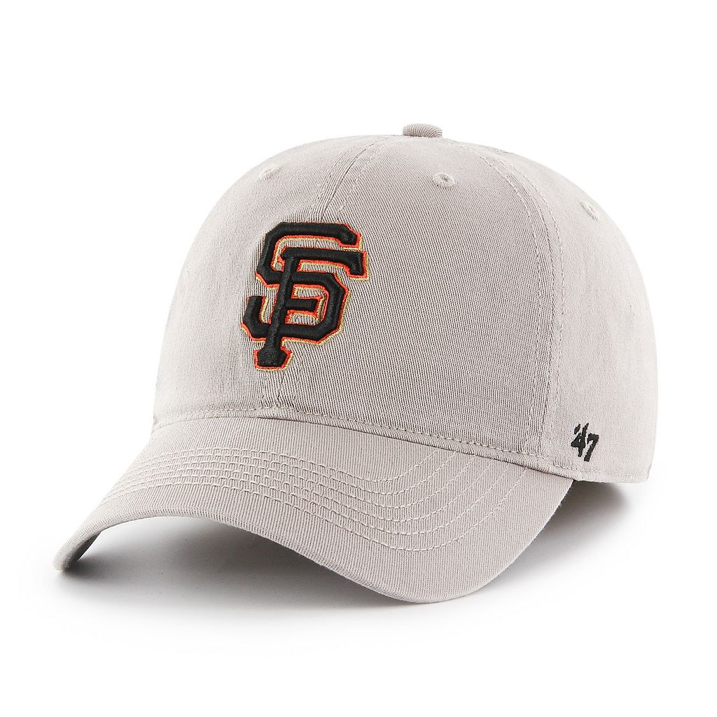 Adult '47 Brand San Francisco Giants Roper Closer Fitted Cap
