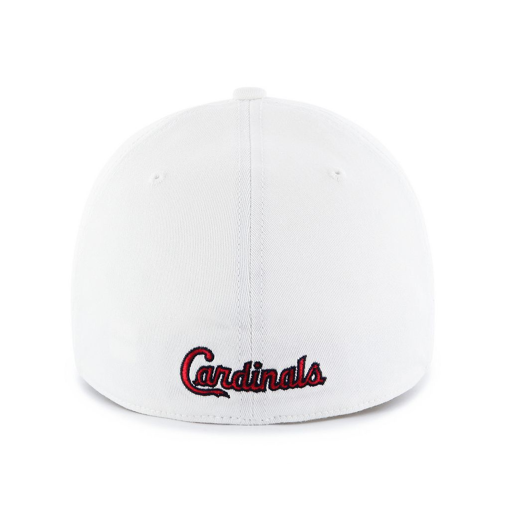 Adult '47 Brand St. Louis Cardinals Roper Closer Fitted Cap