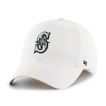 Adult '47 Brand Seattle Mariners Roper Closer Fitted Cap