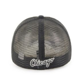 Adult '47 Brand Chicago White Sox Ravine Closer Storm Fitted Cap