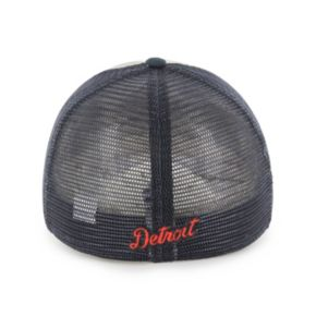 Adult '47 Brand Detroit Tigers Ravine Closer Storm Fitted Cap