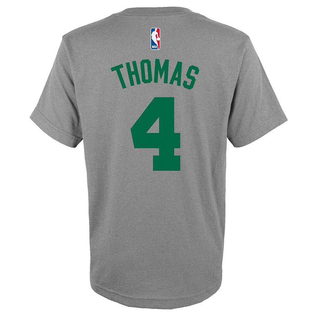 Boys 8-20 adidas Boston Celtics Isaiah Thomas Player Tee