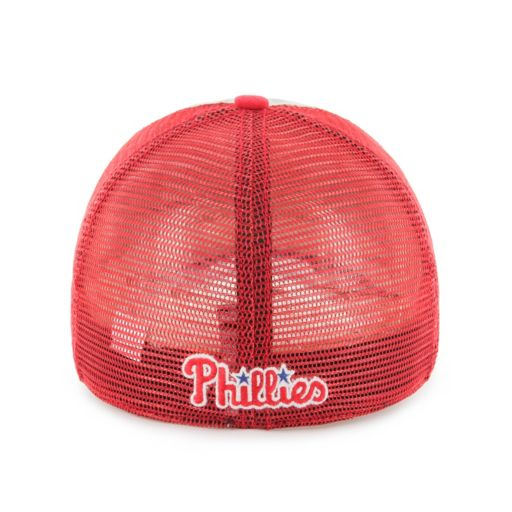 Adult '47 Brand Philadelphia Phillies Ravine Closer Storm Fitted Cap