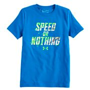 Boys 8-20 Under Armour 'Speed Or Nothing' Tee