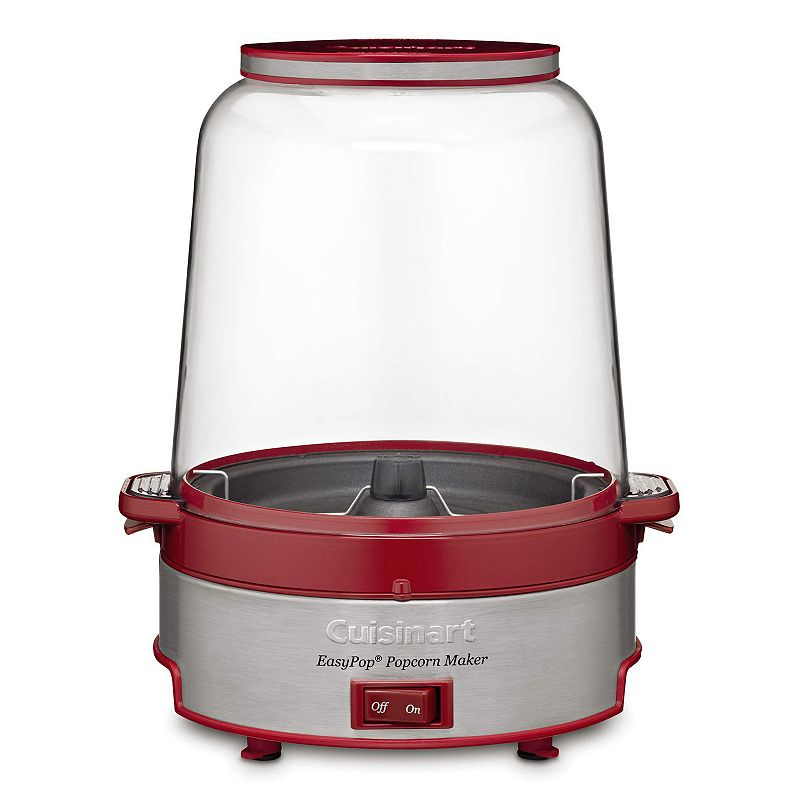 Cuisinart 0.5-Cup Oil Table-Top Popcorn Maker Stainless Steel | CPM-700P1