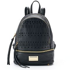 Juicy Couture Laser-Cut Dome Mini Backpack by