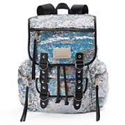 Juicy Couture Iridescent Sequin Backpack