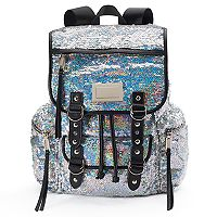 Juicy Couture Iridescent Sequin Backpack