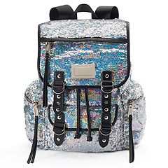 Juicy Couture Iridescent Sequin Backpack by