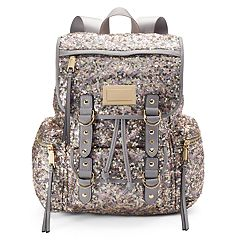Juicy Couture Blush Sequin Backpack by