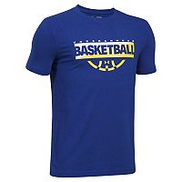 Boys 8-20 Under Armour Baseline Basketball Tee