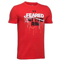 Boys 8-20 Under Armour Feared At the Rim Tee