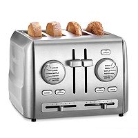 Cuisinart 4-Slice Custom Select Toaster