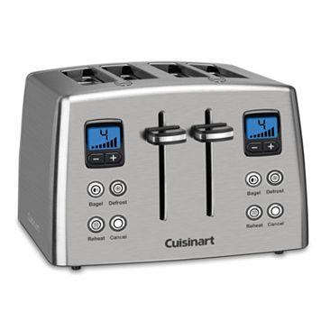 Cuisinart 4-Slice Countdown Metal Toaster