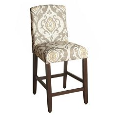 HomePop Suri Ikat Medallion Counter Stool