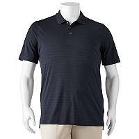 Big & Tall Croft & Barrow® Cool & Dry Space Dye Polo