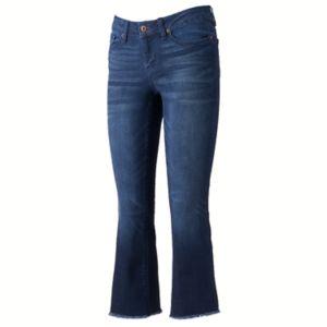 Women's LC Lauren Conrad Cropped Bootcut Jeans
