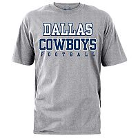 Boys 8-20 Dallas Cowboys Football Tee