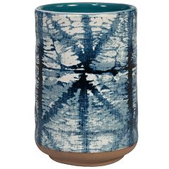 Creative Bath Shibori Ceramic Tumbler