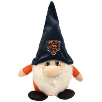 Forever Collectibles Chicago Bears Plush Team Gnome