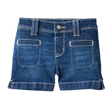 Girls 4-10 Jumping Beans® Denim Shorts