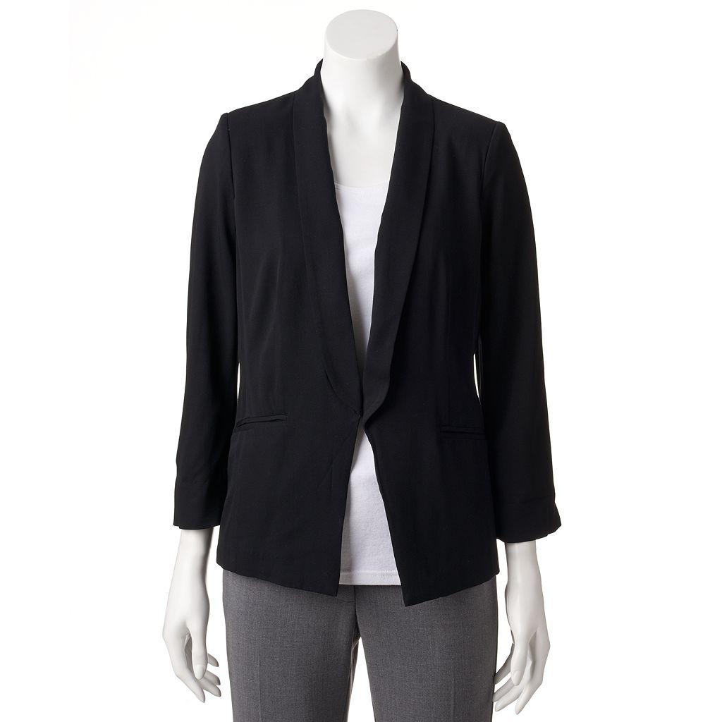 Women's LC Lauren Conrad Shawl Collar Blazer
