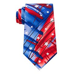 Men's Jerry Garcia Patterned Tie