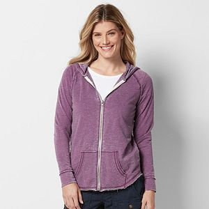 Women's SONOMA Goods for Life™ Burnout French Terry Hoodie
