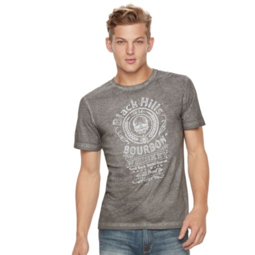 Men's Rock & Republic Black Hills Bourbon Tee