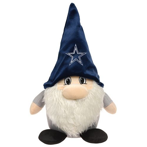 Forever Collectibles Dallas Cowboys Plush Team Gnome