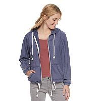 Women's SONOMA Goods for Life™ French Terry Drawstring Hoodie