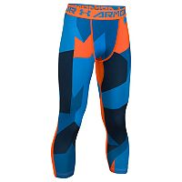 Boys 8-20 Under Armour Patterned Base Layer Leggings