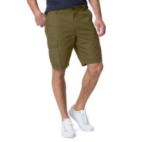 Men's Chaps Classic-Fit Ripstop Cargo Shorts