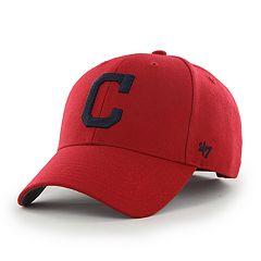 Adult '47 Brand Cleveland Indians MVP Adjustable Cap