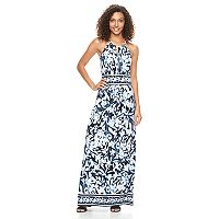 Women's Suite 7 Floral Maxi Dress