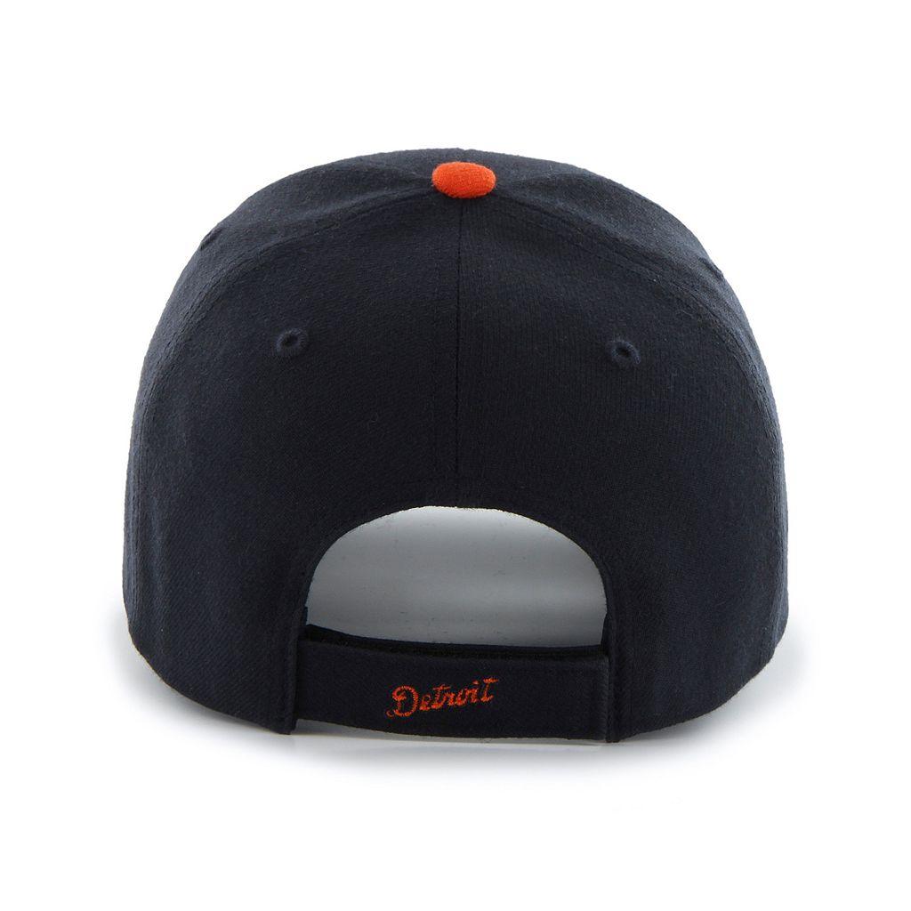 Adult '47 Brand Detroit Tigers MVP Adjustable Cap