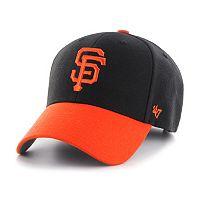 Adult '47 Brand San Francisco Giants MVP Adjustable Cap