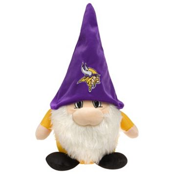 Forever Collectibles Minnesota Vikings Plush Team Gnome