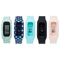 B-Fit Women's Activity Tracker & Interchangeable Band Set - BA2216BK607-078