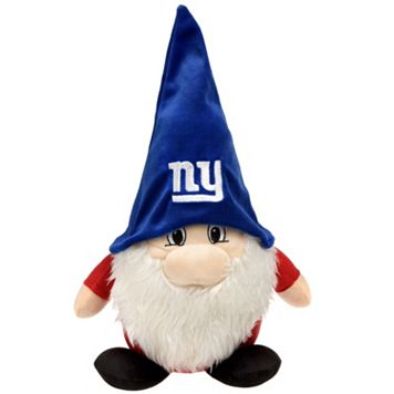 Forever Collectibles New York Giants Plush Team Gnome