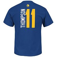 Boys 8-20 Majestic Golden State Warriors Klay Thompson Tee