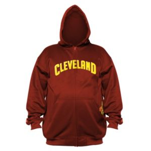 Big & Tall Cleveland Cavaliers Delay Fleece Hoodie